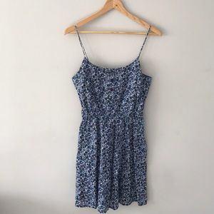 Jack Will Floral Blue Dress
